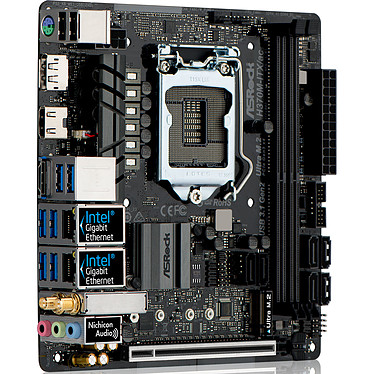 Avis ASRock H370M-ITX/AC