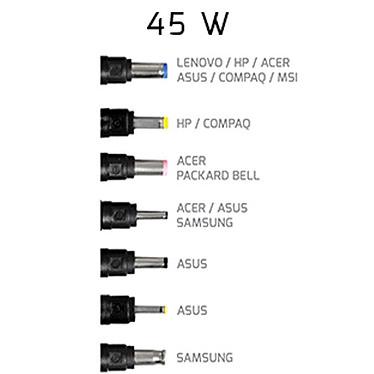 Avis Port Connect Universal Laptop Power Supply (45W)