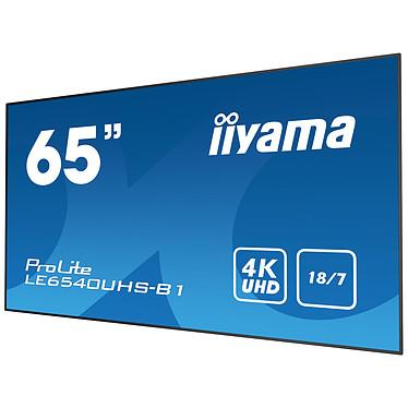"""Avis iiyama 65"""" LED - ProLite LE6540UHS-B1"""