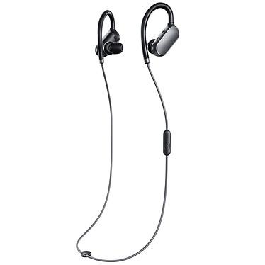 Xiaomi Mi Sports Bluetooth Earphones Noir Écouteurs intra-auriculaires sportifs sans fil Bluetooth avec télécommande et microphone