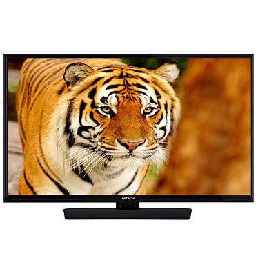 "Hitachi 32HB4T62 Téléviseur LED Full HD 32"" (81 cm) 16/9 - 1920 x 1080 pixels - HDTV 1080p - Bluetooth - Wi-Fi - 600 Hz"