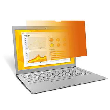 """3M GF121W1B Filtre de confidentialité or pour écran d'ordinateur portable 12.1"""" format 16/10"""