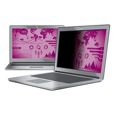 """3M HC140W9B Filtre de confidentialité High Clarity pour écran d'ordinateur portable à écran panoramique 14"""" 16/9"""