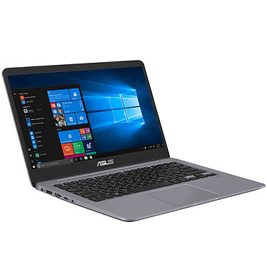 "ASUS P1410UA-BV469R Intel Core i3-7100U 4 Go 500 Go 14"" LED HD Wi-Fi AC/Bluetooth Webcam Windows 10 Professionnel 64 bits (garantie constructeur 2 ans)"