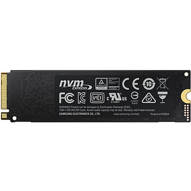 Acheter Samsung SSD 970 PRO M.2 PCIe NVMe 1 To