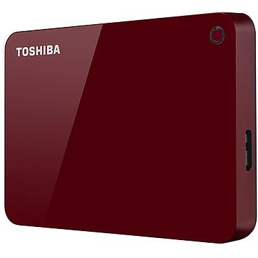 Acheter Toshiba Canvio Advance 3 To Rouge
