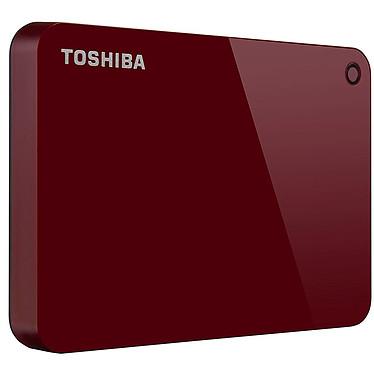 Avis Toshiba Canvio Advance 3 To Rouge