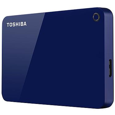 Acheter Toshiba Canvio Advance 4 To Bleu