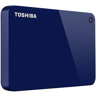 Avis Toshiba Canvio Advance 4 To Bleu