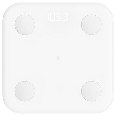 Xiaomi Mi Body Composition Scale Balance connectée avec composition corporelle, sauvegarde 16 utilisateurs, Bluetooth (iOS et Android)