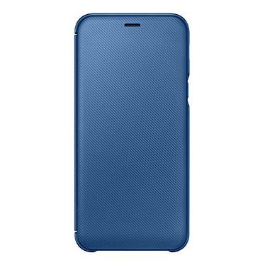 Samsung Flip Wallet Azul Galaxy A6 2018 Cartera para Samsung Galaxy A6 2018