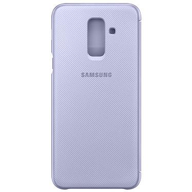Opiniones sobre Samsung Flip Wallet Lavande Galaxy A6+ 2018