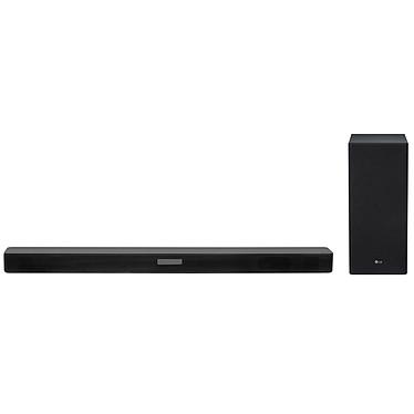 LG SK5 Barre de son 2.1 360 W - DTS Virtual:X - Hi-Res Audio - Bluetooth - HDMI - Caisson de basses sans fil