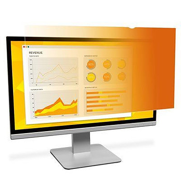 3M GF170C4B Filtro de privacidad Gold para monitor estándar de 17