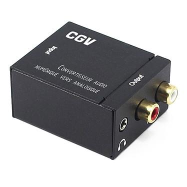 CGV DOP-R Convertisseur audio numérique vers analogique
