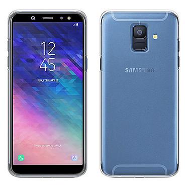 Akashi Coque TPU Transparente Galaxy A6+ 2018