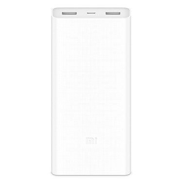 Xiaomi Mi Powerbank 2C blanco