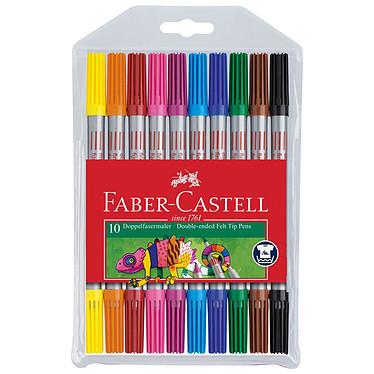 Faber-Castell Feutres Double Pointes