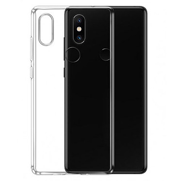 Akashi Coque TPU Transparente Xiaomi Mi Mix 2S Coque de protection transparente pour Xiaomi Mi Mix 2S