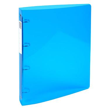 Exacompta Iderama PP Classeur à anneaux 30mm Bleu
