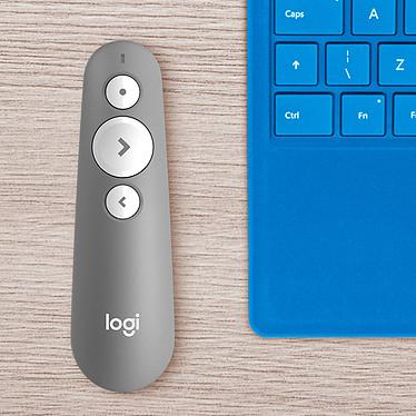 Logitech R500 Laser Presentation Remote Gris pas cher
