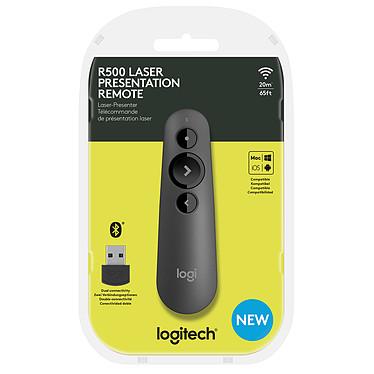 Logitech R500 Laser Presentation Remote Noir pas cher