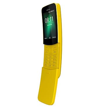 Avis Nokia 8110 4G Jaune