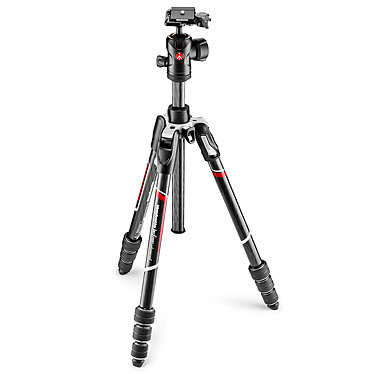Manfrotto Befree Advanced - MKBFRTC4-BH Carbone/Noir