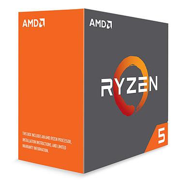 Acheter Kit Upgrade PC AMD Ryzen 5 1600X MSI X370 GAMING PLUS 8 Go