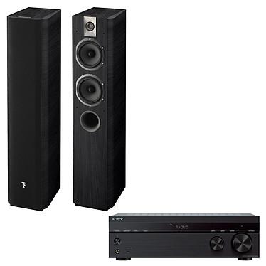 Sony STR-DH190 + Focal Chorus 615 Black Style