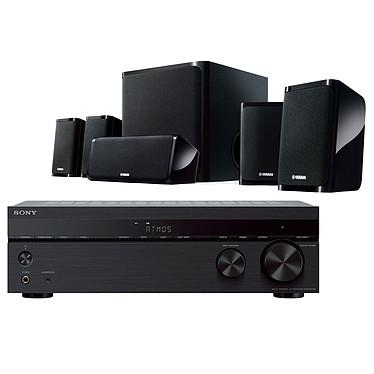 Sony STR-DH790 + Yamaha NS-P40
