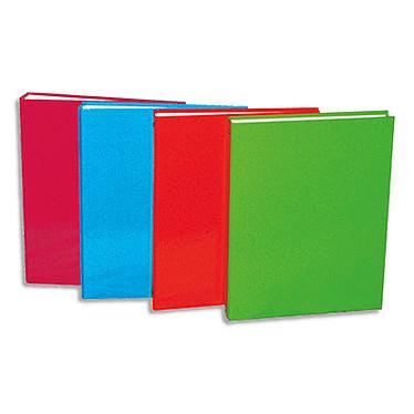 Classeur 26 x 32 cm dos de 40mm Assortis Classeur avec dos de 40 mm coloris aléatoire pour documents A4