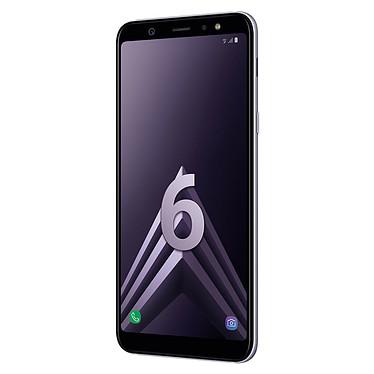 Avis Samsung Galaxy A6+ Bleu Argenté
