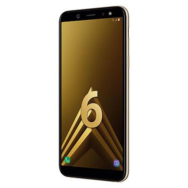 Avis Samsung Galaxy A6+ Or