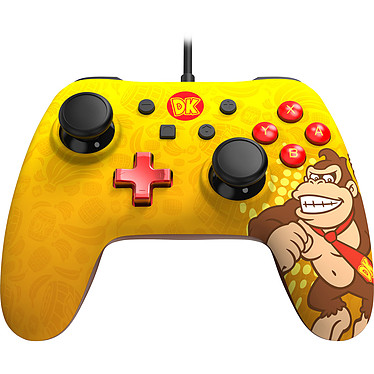 PowerA Nintendo Switch Wired Controller - Donkey Kong