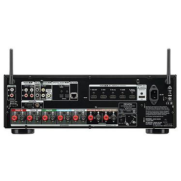 Opiniones sobre Denon AVR-X1500H Negro