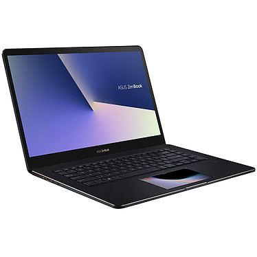 "ASUS Zenbook Pro 15 UX580GD-E2046T Intel Core i9-8950HK 16 Go SSD 512 Go 15.6"" LED Ultra HD NVIDIA GeForce GTX 1050 4 Go Wi-Fi AC/Bluetooth Webcam Windows 10 Famille 64 bits (garantie constructeur 2 ans)"