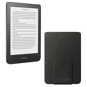 """Kobo Clara HD avec SleepCover Noir Liseuse eBook Wi-Fi - Écran tactile 6"""" HD - 8 Go + Étui pour liseuse Kobo Clara HD"""