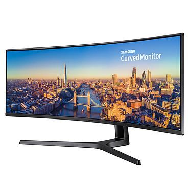 """Avis Samsung 49"""" LED - C49J890DKU"""