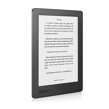 Liseuse eBook