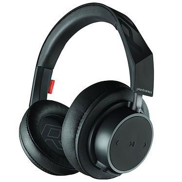 Plantronics BackBeat GO 605 Noir Casque circum-aural sans fil Bluetooth 4.1 avec commandes, micro et étui en mesh