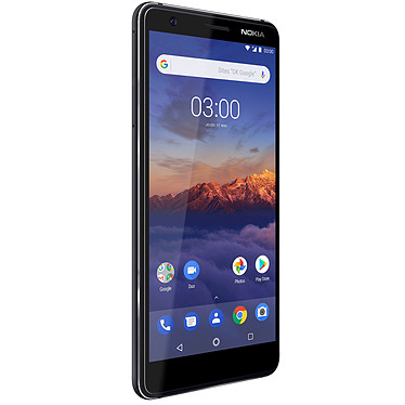 Nokia 3.1 Dual SIM Noir
