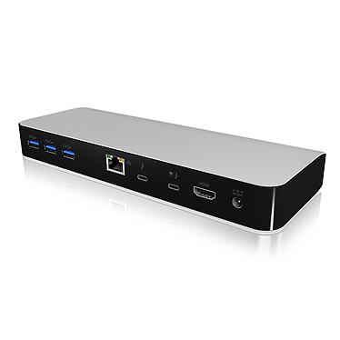 Avis ICY BOX IB-DK2501-TB3