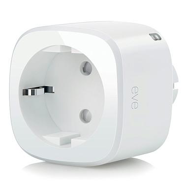 Eve Energy Prise connectée, capteur de consommation compatible Apple HomeKit