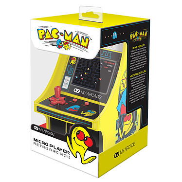My Arcade PAC-MAN Micro Player pas cher