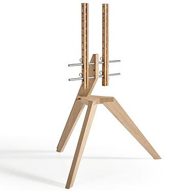 Vogel's NEXT OP1 Soporte de suelo de madera para pantallas planas de 46 a 70 pulgadas