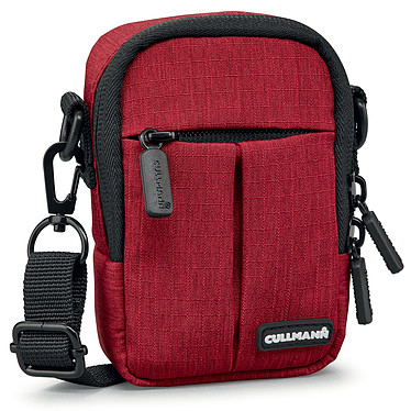 Canon PowerShot SX620 HS Rouge + Cullmann Malaga Compact 300 Rouge pas cher