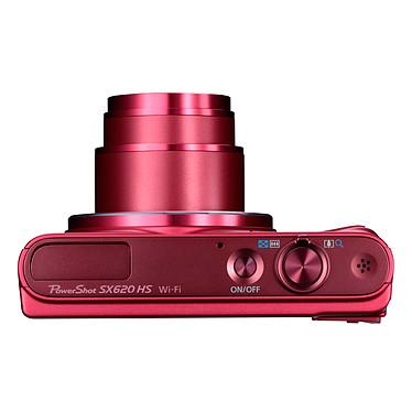 Acheter Canon PowerShot SX620 HS Rouge + Cullmann Malaga Compact 300 Rouge