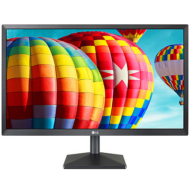 "LG 24"" LED 24MK430H-B 1920 x 1080 pixels - 5 ms - Format large 16/9 - Dalle IPS - FreeSync - HDMI - Noir"