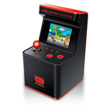 My Arcade Retro Machine X Mini borne d'arcade avec écran couleur